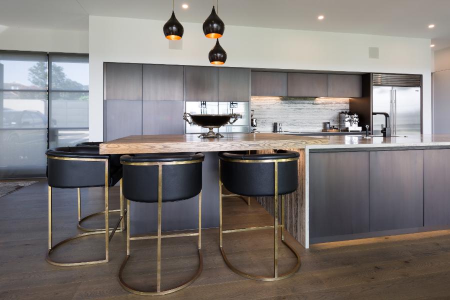 Bespoke Kitchens Modern Marble Kitchen