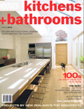 Kithcens and bathrooms cover