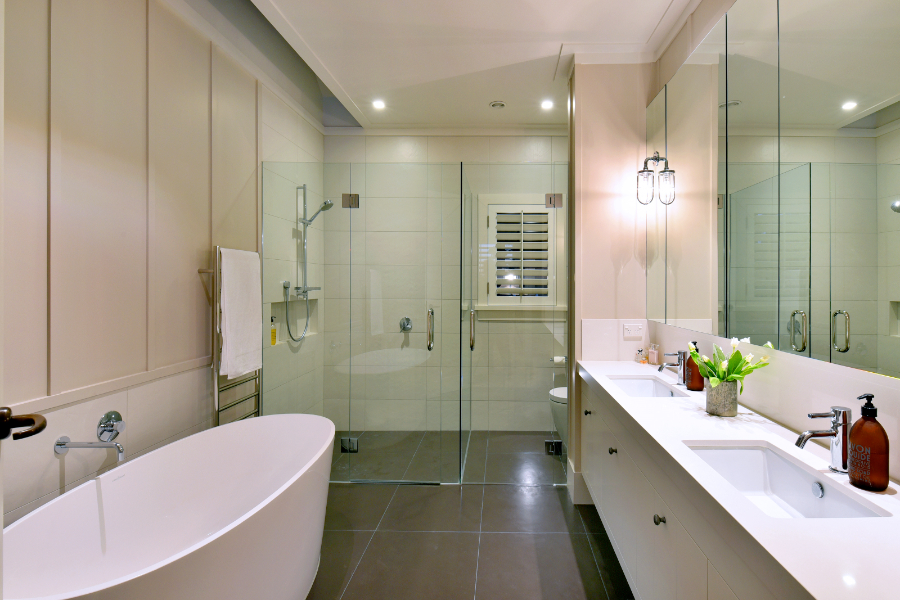 Ultimate Luxury - JD Glover Homes - bathroom-383