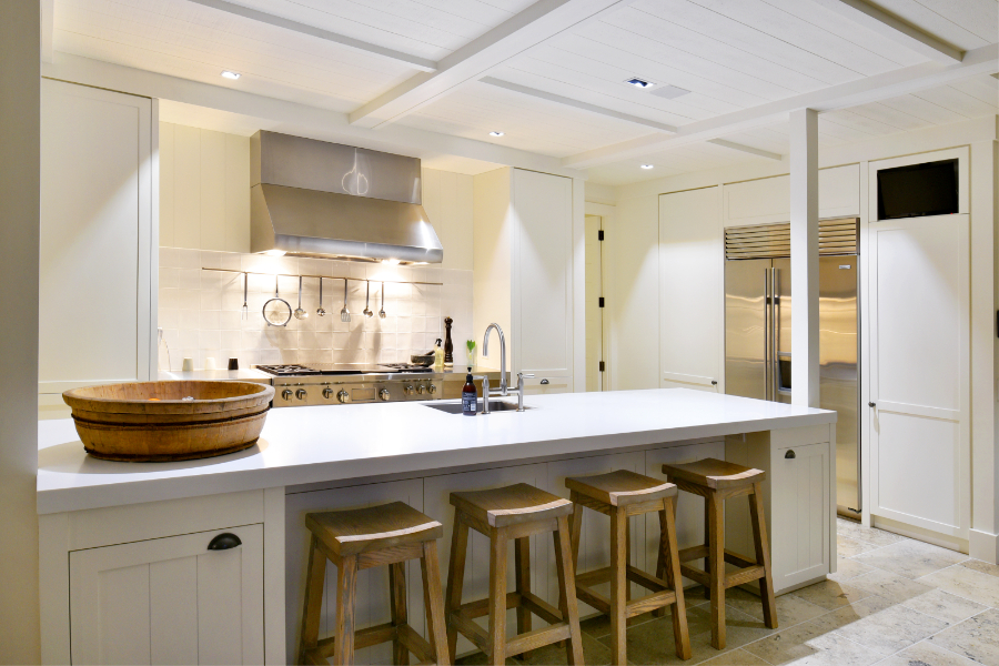 Ultimate Luxury - JD Glover Homes - kitchen close-364
