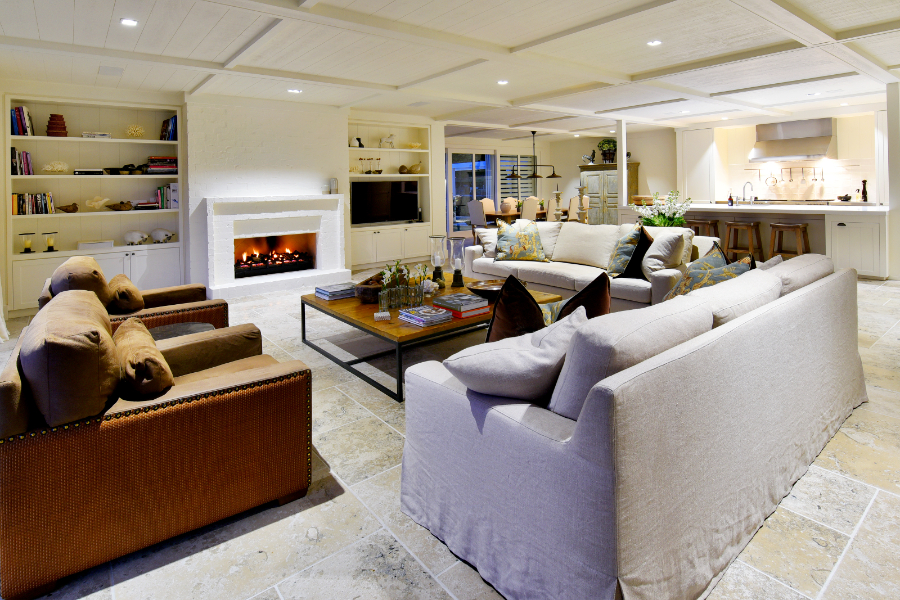 Ultimate Luxury - JD Glover Homes - kithcen and living units-177